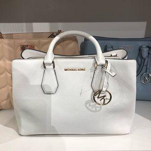 Michael Kors LARGE Camille satchel STUNNING